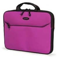 Mobile Edge Slipsuit Sleeve for 15 MacBook Pro MacBook Air, Purple w  Black Trim, MESSM8-15, 31399261, Carrying Cases - Notebook