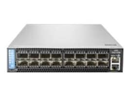 HPE StoreFabric SN2100M 100GbE 16QSFP28 Half Width Switch, Q2F23A, 34956799, Fibre Channel & SAN Switches