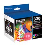 Epson T320 Main Image from