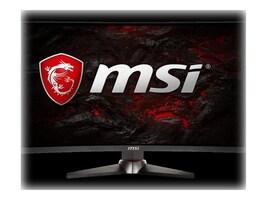 MSI 27 Optix MAG-C Full HD LED-LCD Monitor, Black, OPTIX MAG27C, 35590653, Monitors