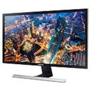 Samsung 28 UE590 4K Ultra HD LED-LCD Monitor, Black, U28E590D, 31769058, Monitors