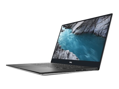 Dell XPS 15 7590 Core i7 9-9750H 2.6GHz 16GB 512GB PCIe ax BT GTX1650 15.6 FHD W10P64 Silver, 8PNC3, 37606743, Notebooks
