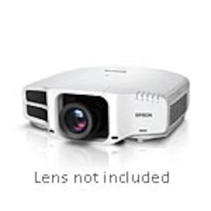 Open Box Epson Pro G7000WNL WXGA 3LCD Projector, 6500 Lumens, White, V11H752920, 35534774, Projectors