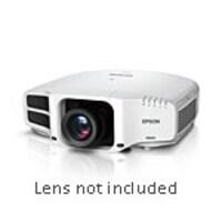 Open Box Epson Pro G7400UNL WUXGA 3LCD Projector, 5500 Lumens, White, V11H762920, 36740289, Projectors