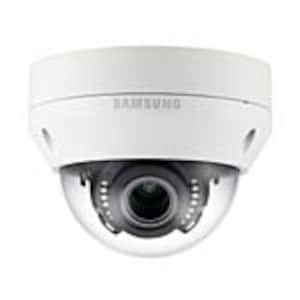 Scratch & Dent Samsung 1080p Analog HD Vandal-Resistant IR, 2MP Dome Camera, 2.8-12MM, SCV-6083R, 34792296, Cameras - Security