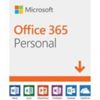 Microsoft Office 365 Personal Electronic Software Delivery (ESD), QQ2-00021, 31936442, Software - Office Suites