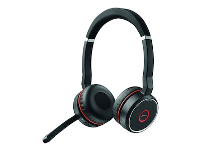 Jabra EVOLVE 75 Headset, 100-98510000-02, 35033937, Headsets (w/ microphone)