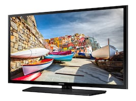 Samsung 40 HE470 Full HD LED-LCD Hospitality TV, Black, HG40NE470SFXZA, 32391077, Televisions - Commercial