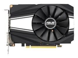 Asus NVIDIA GeForce GTX 1660 PCIe 3.0 Overclocked Graphics Card, 6GB GDDR5, PH-GTX1660-O6G, 36793436, Graphics/Video Accelerators