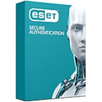 ESET Corp. 1-Year Standard secure authentication 25-49, ESA-N1-C, 33230371, Software - Antivirus & Endpoint Security