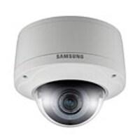 Samsung 1.3MP HD Vandal-Resistant Network Dome Camera, SNV-5080, 32026547, Cameras - Security