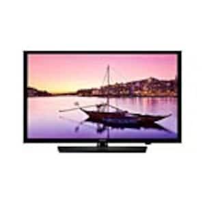 Open Box Samsung 43 HE590 Full HD LED-LCD Smart TV, Black, HG43NE590SFXZA, 34544508, Televisions - Commercial