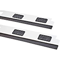 Eaton Vertical Air Dam 48U, 800mm w  Hardware & Grommets, White, RSAIRD80048W, 32095569, Rack Cooling Systems
