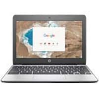 Scratch & Dent HP Chromebook 11 G5 Celeron N3060 1.6GHz 4GB 16GB SSD ac abgn BT WC 2C 11.6 HD Chrome OS, X9U02UT#ABA, 35027570, Notebooks