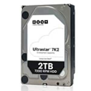 Open Box HGST 2TB SATA 7.2K RPM Ultra 512n SE 3.5 Internal Hard Drive - 128MB Cache, 1W10002, 37735908, Hard Drives - Internal