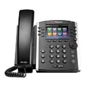 Scratch & Dent Polycom VVX 411 Business Media Phone, 2200-48450-019, 38079711, VoIP Phones