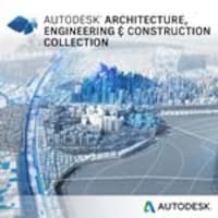 Autodesk Corp. Architecture Engineering Construction Collection IC Comm New Single-user ELD Annual Sub SPZD, 02HI1-WW9286-T368-VC, 34066340, Software - CAD