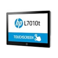 HP 10.1 L7010t LED-LCD Retail Touchscreen Monitor, Black, T6N30AA#ABA, 32601492, Monitors - Touchscreen
