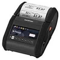 Brother RuggedJet RJ3150 Portable 3 Direct Thermal Receipt Label Printer, RJ3150, 32656442, Printers - POS Receipt