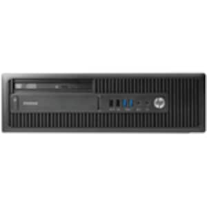 Brown Box HP EliteDesk 705 G3 SFF AMD Pro A8-9600 3.1GHz 16GB 500GB RadeonR7 DVD-RW GbE W10P64, W4Q25AV, 37647545, Desktops