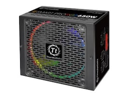 Thermaltake Technology PS-SPR-0650FPCBUS-R Main Image from Right-angle
