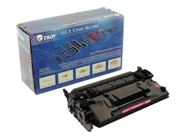 Troy Black MICR Secure Toner Cartridge for Troy & HP M501, M506 & M527 Series, 02-81675-001, 30835463, Toner and Imaging Components - OEM