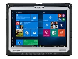 Panasonic Toughbook 33 Core i5-6300U 2.4GHz 8GBG 256GB SSD BT 12 QHD W7, CF-33DP-00KM, 34304723, Notebooks - Convertible