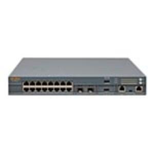 HPE Aruba 7010 16-Port GbE PoE PoE+ Controller (US), JW679A, 32963661, Wireless Access Points & Bridges