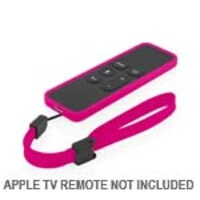 Incipio NGP Case & Wrist Strap for Apple TV Remote, Pink, ATV-001-PNK, 32968227, Carrying Cases - Other