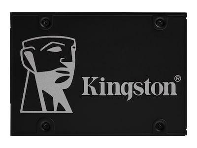 Kingston 256GB KC600 SATA 6Gb s 2.5 Internal Solid State Drive, SKC600/256G, 37708395, Solid State Drives - Internal