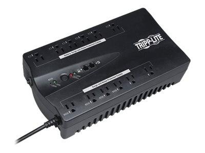 Tripp Lite Energy Saving Green UPS 750VA Standby (12) Outlets USB 120V, ECO750UPS, 9143454, Battery Backup/UPS