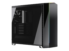 Fractal Design Chassis, Vector RS Tower eATX ATX mATX ITX 6x2.5 3.5 shared bays 2x2.5 bays 9xExpansion slots, FD-C-VER1A-02, 37580918, Cases - Systems/Servers
