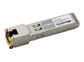 C2G 1000Base-T SFP RJ45 100m Transceiver (Cisco GLC-T), GLC-T-LEG, 34389931, Network Transceivers
