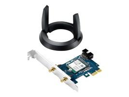 Asus AC1200 BT 4.2 PCIe mPCIe Wireless Adapter, PCE-AC55BTB1, 34027527, Wireless Adapters & NICs