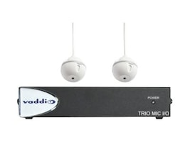 Trio Mic I O and Ceiling Mic, Bundle A, 999-8800-000, 34222584, Microphones & Accessories