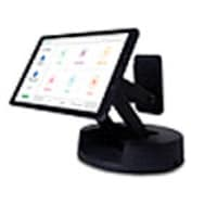 Total Merchant Groovv Point of Sale Flex System Basic with Tip Configuration featuring Samsung, 20-2316, 33164888, POS/Kiosk Systems