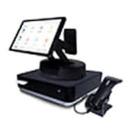 Total Merchant Groovv Point of Sale Flex Drawer with Scanner with Tip Configuration, 20-2321, 33164909, POS/Kiosk Systems