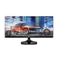 LG 25 UM58-P Full HD LED IPS UltraWide Monitor, Black, 25UM58-P, 33168635, Monitors