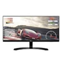 LG 29 UM68-P Full HD LED IPS UltraWide Monitor, Black, 29UM68-P, 33168686, Monitors