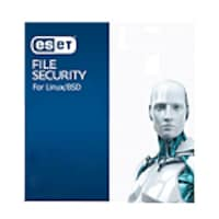 ESET Corp. 1-Year  Renewal File Security for Linux BSD Solaris Subscription License, LFS-R1-B5, 35053081, Software - Antivirus & Endpoint Security