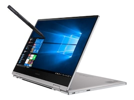 Samsung Notebook 9 Pro Core i7-8565U 1.8GHz 8GB 256GB PCIe ac BT FR WC 13.3 FHD MT W10H, NP930MBE-K01US, 36819659, Notebooks
