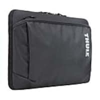 Thule Subterra Retina Sleeve for MacBook Air Pro 13, Dark Shadow, 3203422, 33539774, Carrying Cases - Notebook