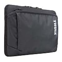 Thule Subterra Retina Sleeve for MacBook Pro 15, Dark Shadow, 3203423, 33539782, Carrying Cases - Notebook