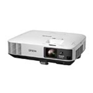 Open Box Epson PowerLite 2255U Wireless Full HD WUXGA 3LCD Projector, 5000 Lumens, White, V11H815020, 36320153, Projectors