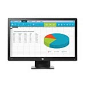 Open Box HP 20 ProDisplay P203 LED-LCD Monitor, Black, X7R53A8#ABA, 34582117, Monitors