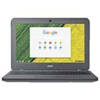 Open Box Acer Chromebook C732-C6WU Celeron N3350 1.1GHz 4GB 32GB ac BT WC 3C 11.6 HD Chrome, NX.GUKAA.001, 36659253, Notebooks