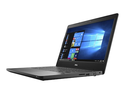 Dell Latitude 3480 Core i5-7200U 2.5GHz 8GB 128GB SSD ac BT 14 HD W10P64, 4M5J9, 33865140, Notebooks