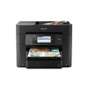 Open Box Epson WorkForce Pro WF-4740 Business Edition All-In-One Printer, C11CF75201-BE, 36899716, MultiFunction - Ink-Jet