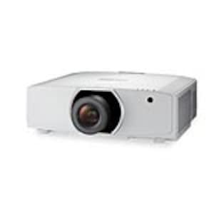 Open Box NEC PA653U WUXGA LCD Projector, 6500 Lumens, White, NP-PA653U, 34654432, Projectors