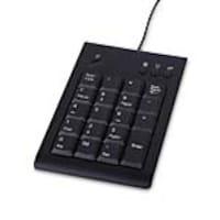 V7 USB Numeric Keypad w  3 Hot Keys, KP1019-USB-4NB, 33636179, Keyboards & Keypads